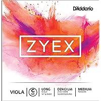 D'Addario Orchestral Zyex - Cuerda individual Sol entorchada