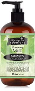 Renpure Solutions Cleansing Conditioner, Rosemary Mint, 16 Fluid Ounce