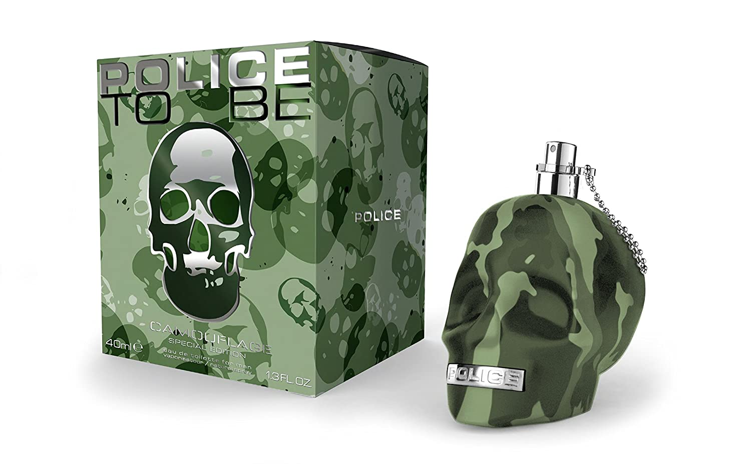 Police, To Be Camouflage, Eau de Toilette, 125 ml POLICE Italy POLTBCM0012502