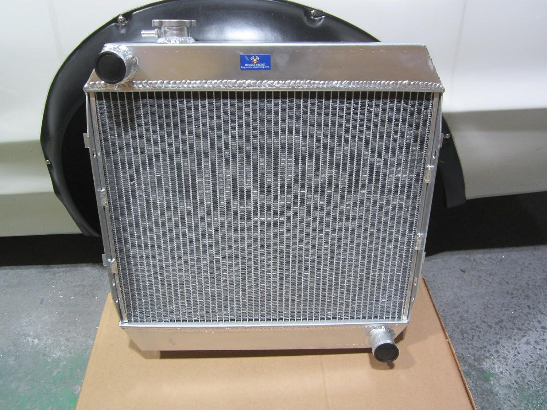 KGC10 GC10 ハコスカ アルミ2層式 ラジエター スカイライン ケンメリ ラジエーター [並行輸入品] B0722LCJ5W