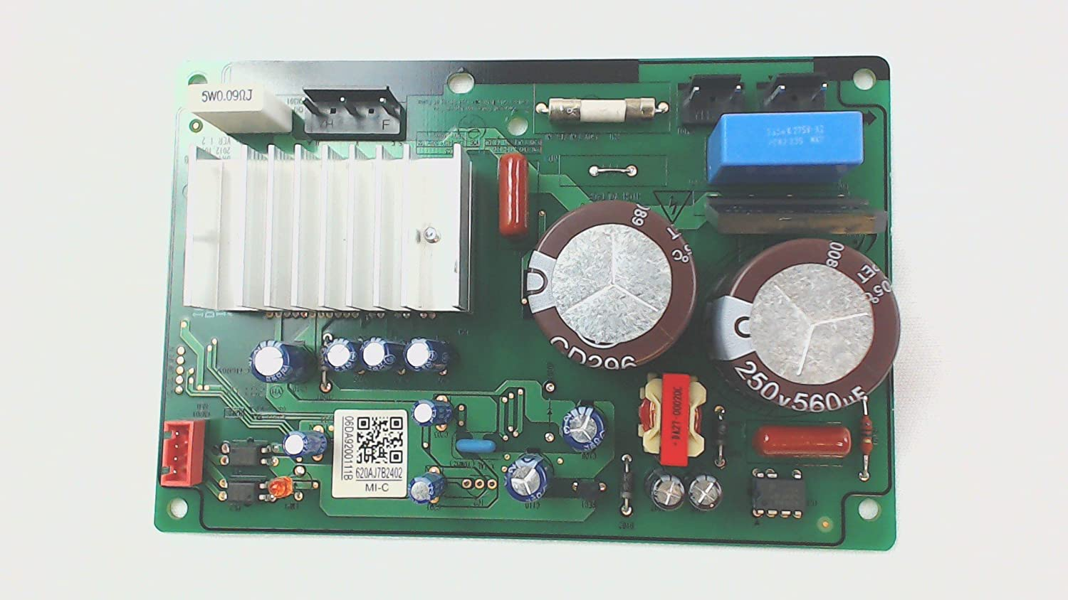 Samsung DA92-00111B Refrigerator Inverter Power Control Board Genuine Original Equipment Manufacturer (OEM) Part
