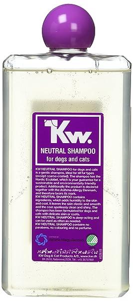 KW Neutral champú para Perros y Gatos: Amazon.es: Productos para mascotas
