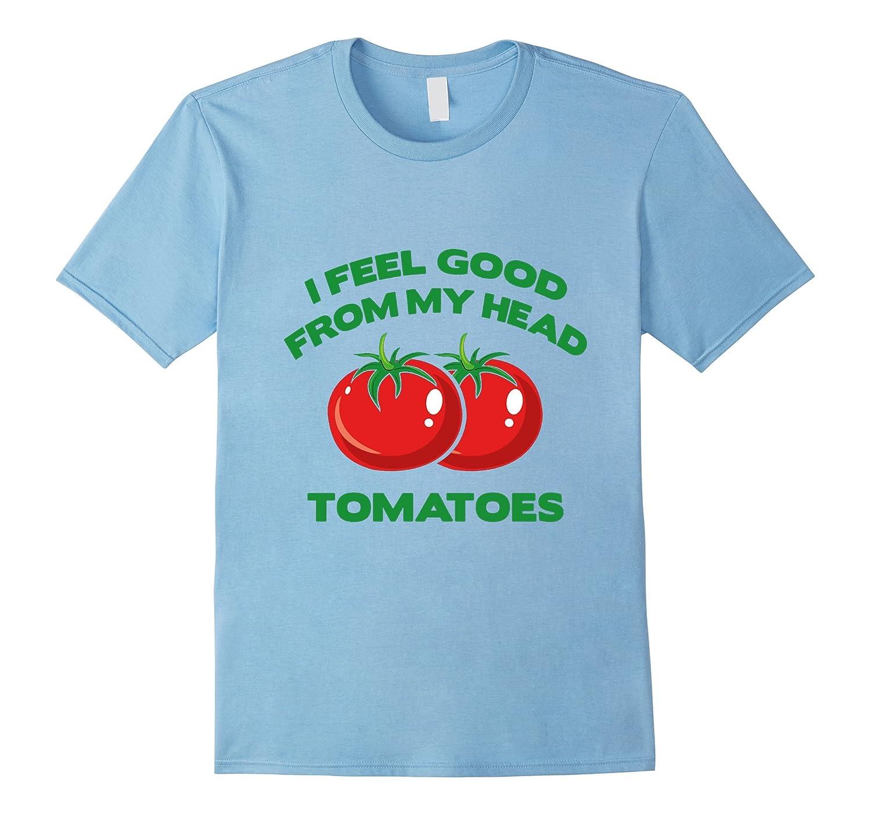 I love gardening T shirt funny tomatoe-CL
