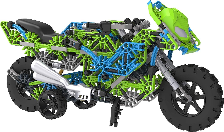 K/'Nex Mega Motorcycle Building Set 15149