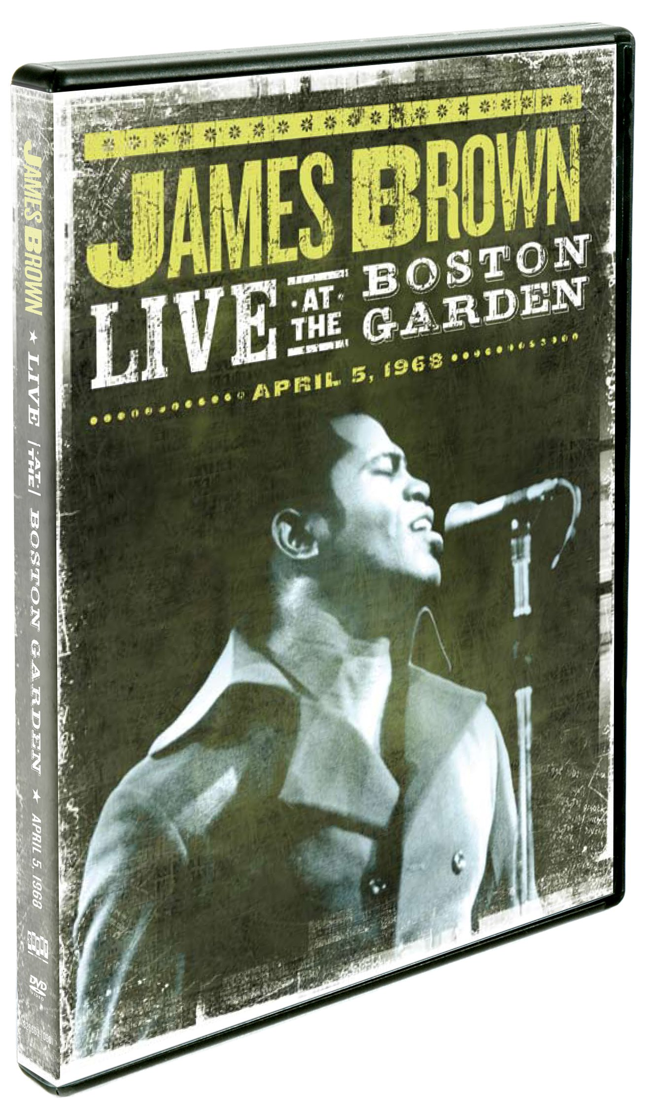 James Brown: Live at the Boston Garden - April 5, 1968 by Shout Factory