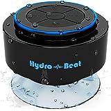 Altavoz Bluetooth Hydro-Beat inalámbrico Portátil FULLY impermeable y prueba de polvo altavoz con nueva función SIRI fácilmente conectado a cualquier dispositivo habilitado para Bluetooth