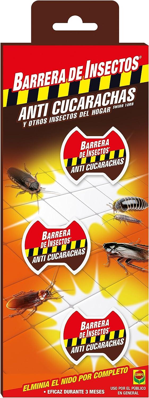 Compo Repelente Barrera de Insectos Anti, Control de cucarachas ...