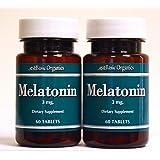 Basic Organics Melatonin Tb 3Mg 60