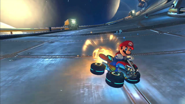 Mario Kart 8 - Trailer