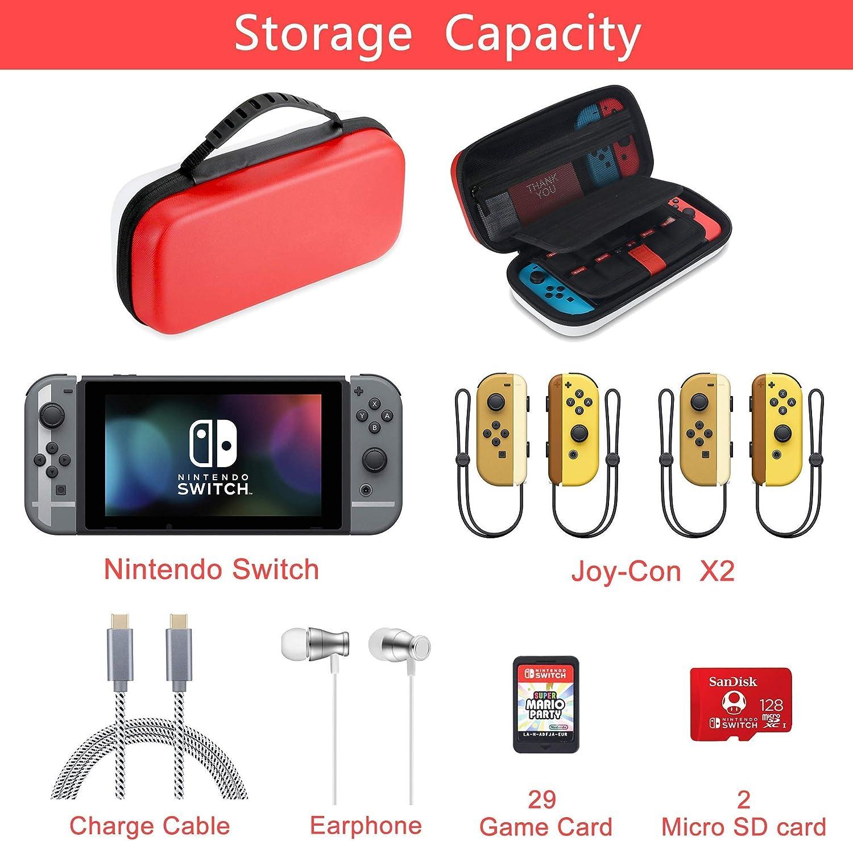 Fundas para Nintendo Switch con 29 ranuras para tarjetas de ...