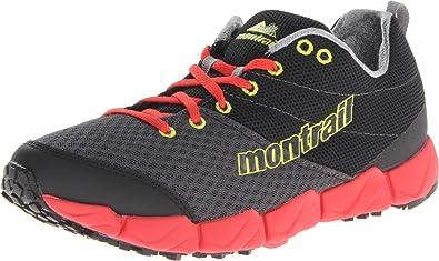 Montrail Women s Fluidflex II Running Shoe Grill Chartreuse 5 M US   B00D8W3I1K