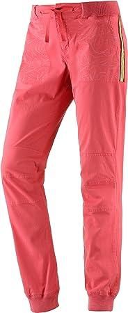 Red Chili – Pantalones de Escalada para Mujer, Rojo: Amazon ...
