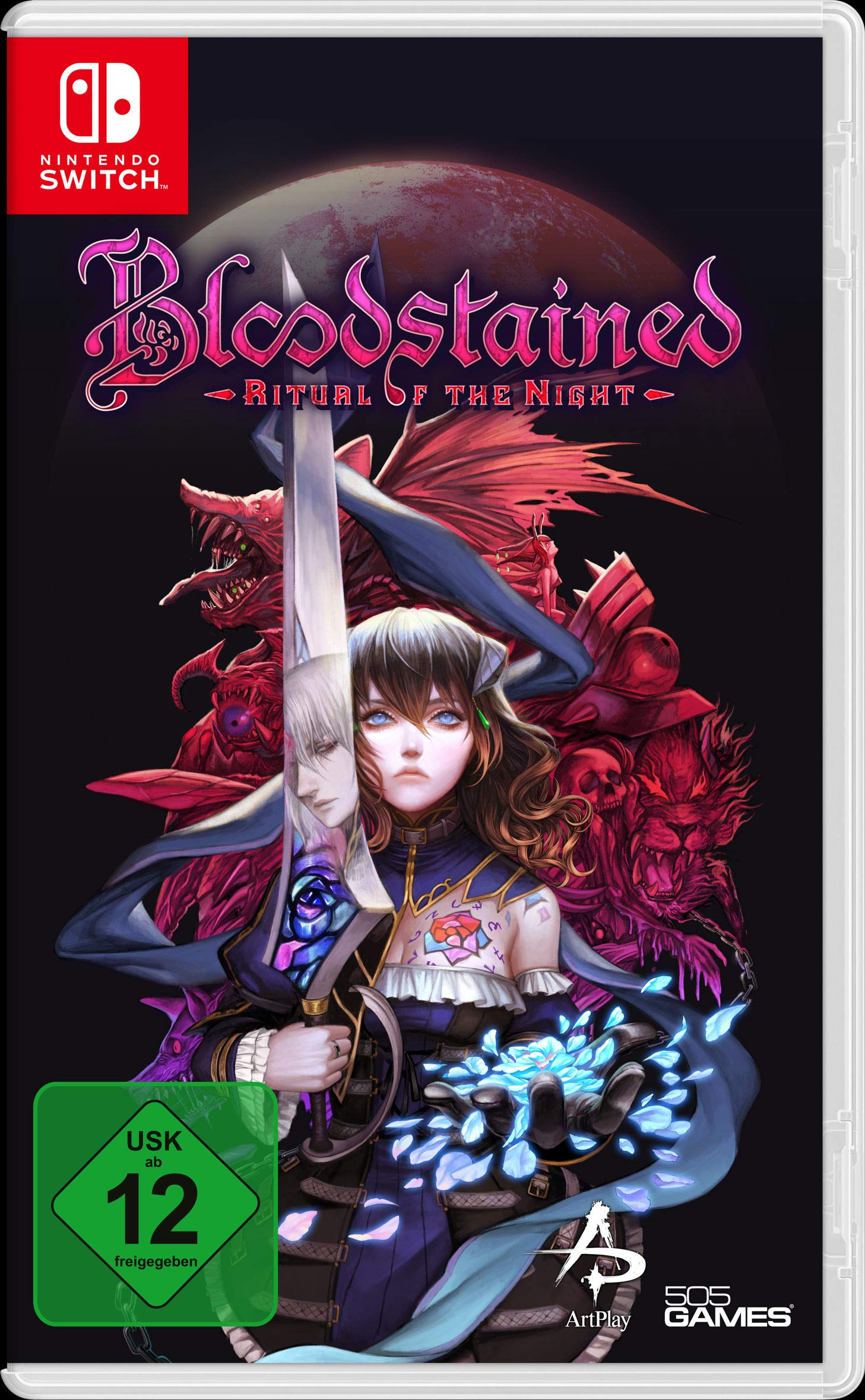 Bloodstained - Ritual of the Night (Nintendo Switch): Amazon ...