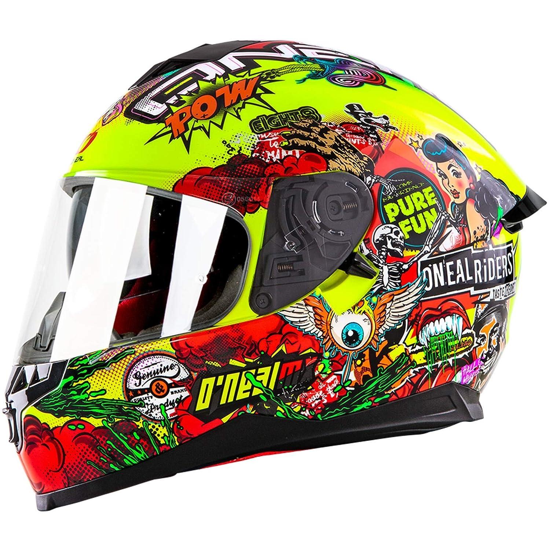 ONeal Oneal Challenger Crank Motorcycle Helmet
