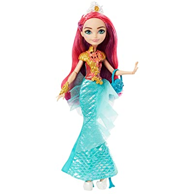 Ever After High DHF96 Meeshell L'Mer Doll: Toys & Games