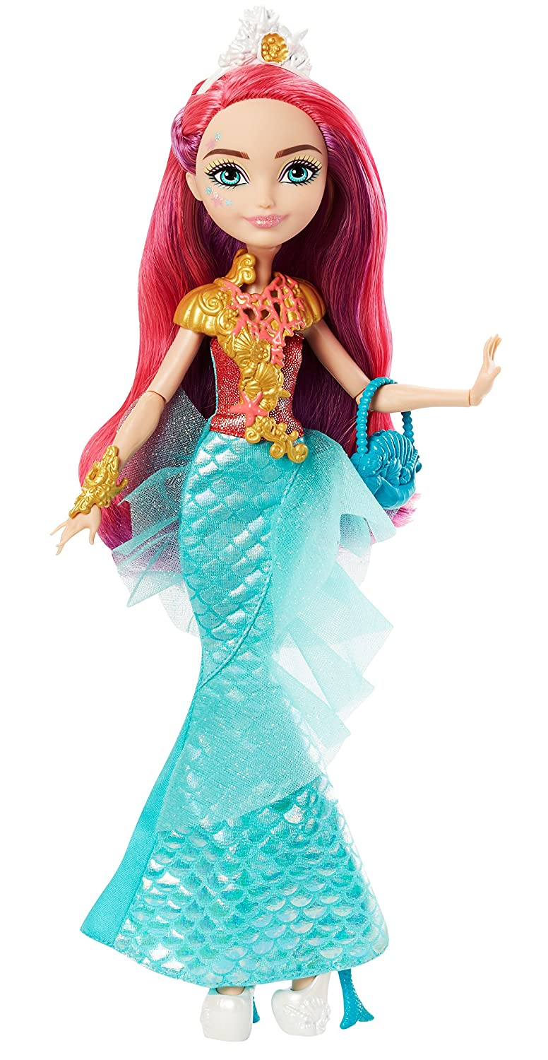 Ever After High Dhf96 Meeshell L/'Mer Doll *New*