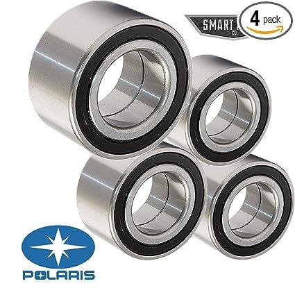 Polaris RZR 1000 / XP / 4 / Turbo Front & Rear Wheel Bearings Kit (