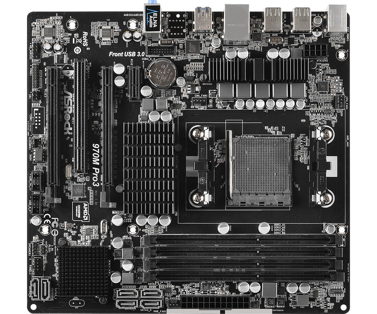 Asrock 970 Pro3 AMD All-in-one Last