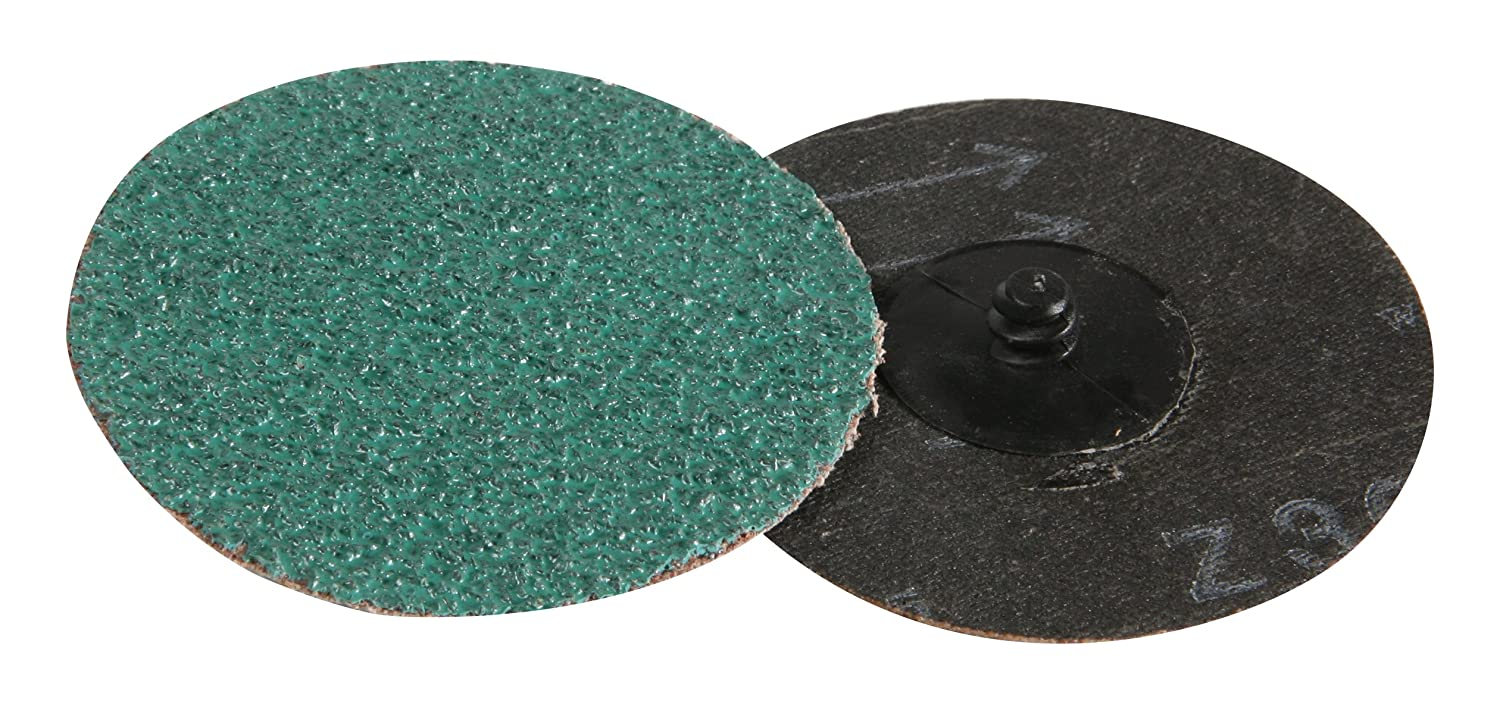 Sunmight 00102 3' 36 Grit R-Type Quick Change Disc