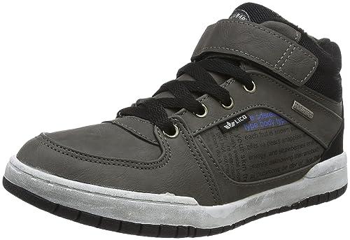 Sneakers grigie per unisex Lico Enq9ZV