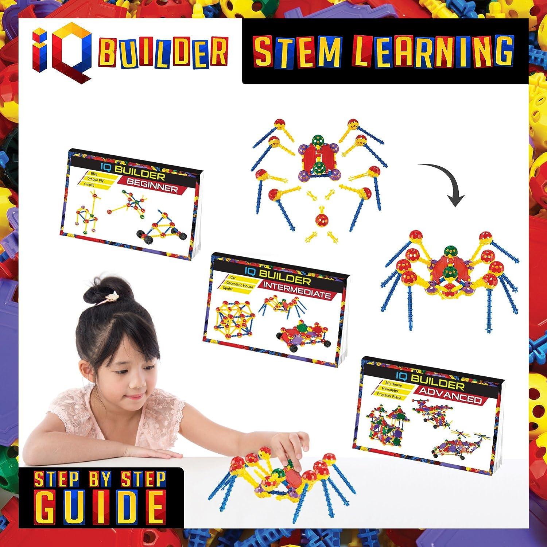 amazon iq builder stem learning toys クリエイティブconstruction
