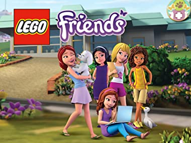 Amazoncom Watch Lego Friends United As One Vol 3 Prime Video