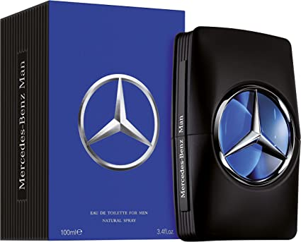 MERCEDES BENZ Eau De Toilette Spray for