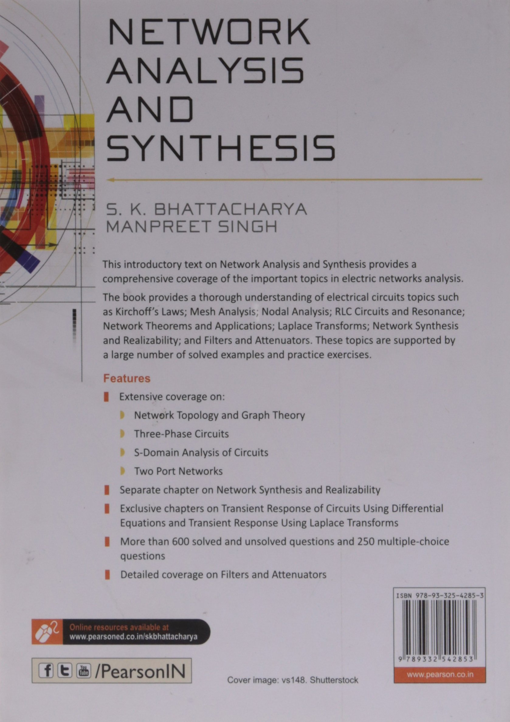 Buy Network Analysis And Synthesis 1e Book Online At Low Prices In Circuit Example Of Nodal India Reviews Ratings
