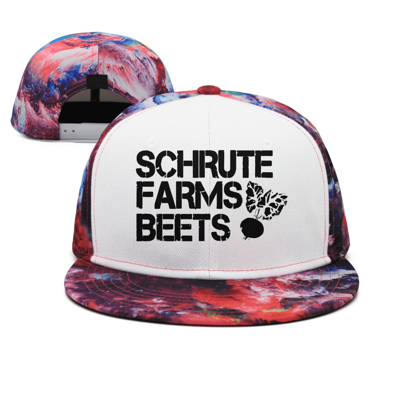 Chen851185 Cap Schrute Farms Beets Adjustable Hats