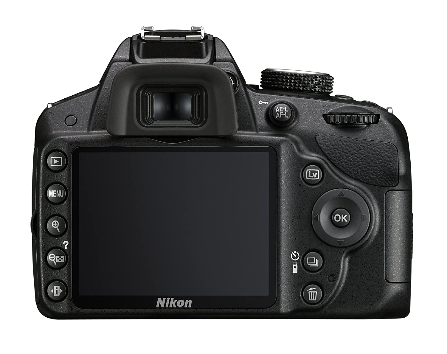 Camera Nikon Dslr D3200 Camera amazon com nikon d3200 24 2 mp cmos digital slr with 18 55mm f f3 5 6 auto focus s dx vr nikkor zoom lens black old model