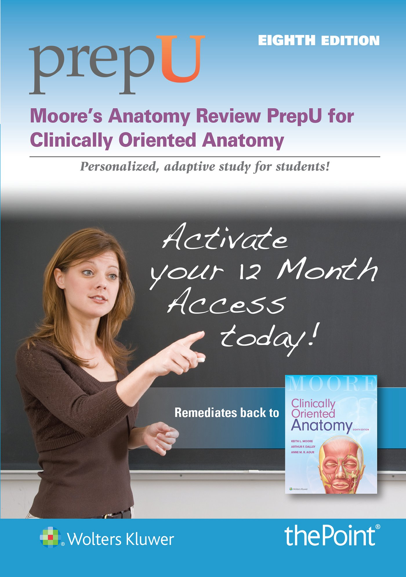 Moores Anatomy Review Prepu For Clinically Oriented Anatomy