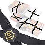 ENHANCE Board Game Bands - Elastic Box Bands with Durable Textured Grip to Keep Lids Closed on Board Game Boxes, Tabletop Gam