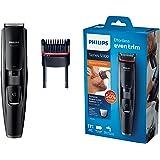 Philips Bartschneider Series 5000 mit dynamischem Haarführungssystem BT5200/16 (17 Längeneinstellungen)