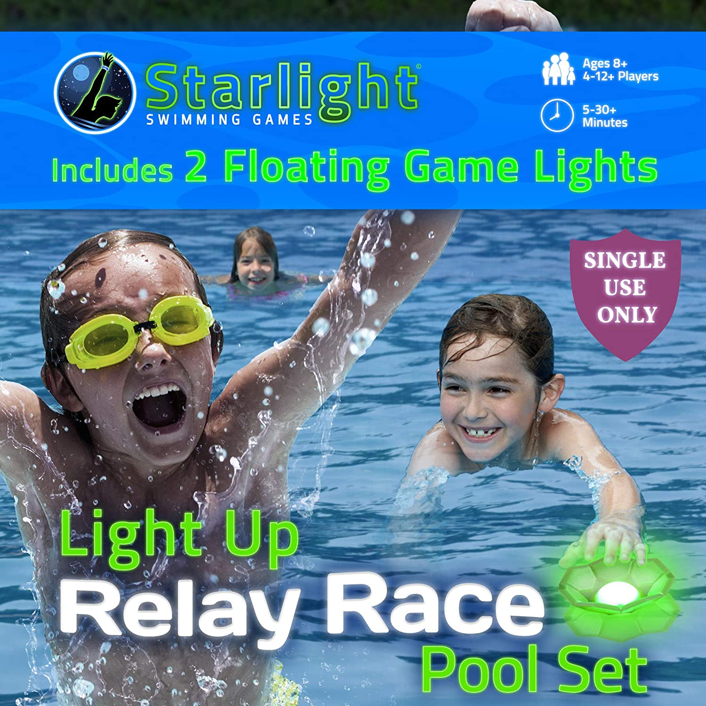 Splash N Flash Lite-Up Shark Diving Pool Water Game