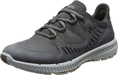 Noir Chaussures de Randonn/ée Basses Femme 39 EU Ecco Terrawalk Black//Black