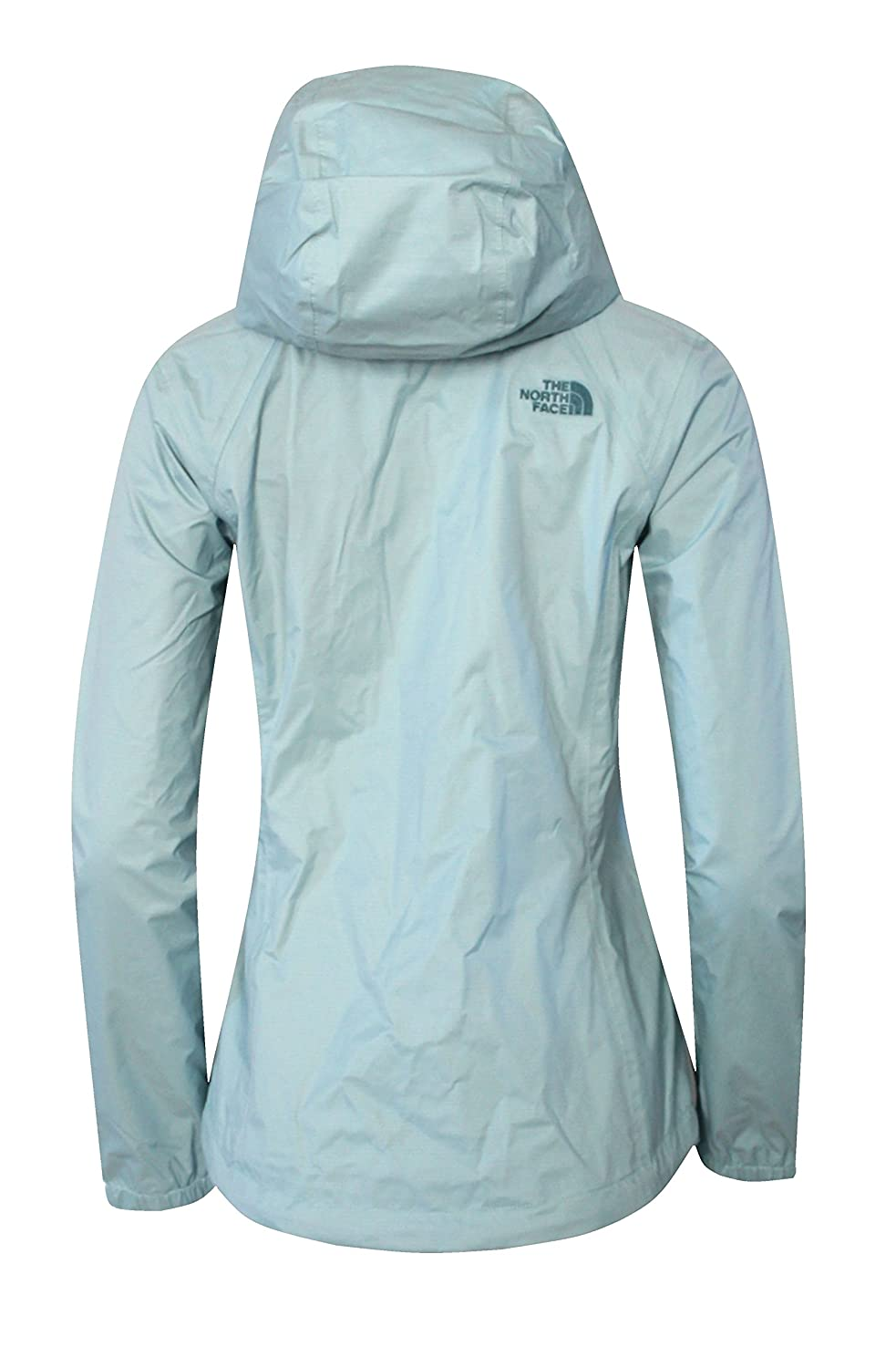 d3987e611 The North Face Womens TNF Black Boreal Rain Jacket prussian blue ...