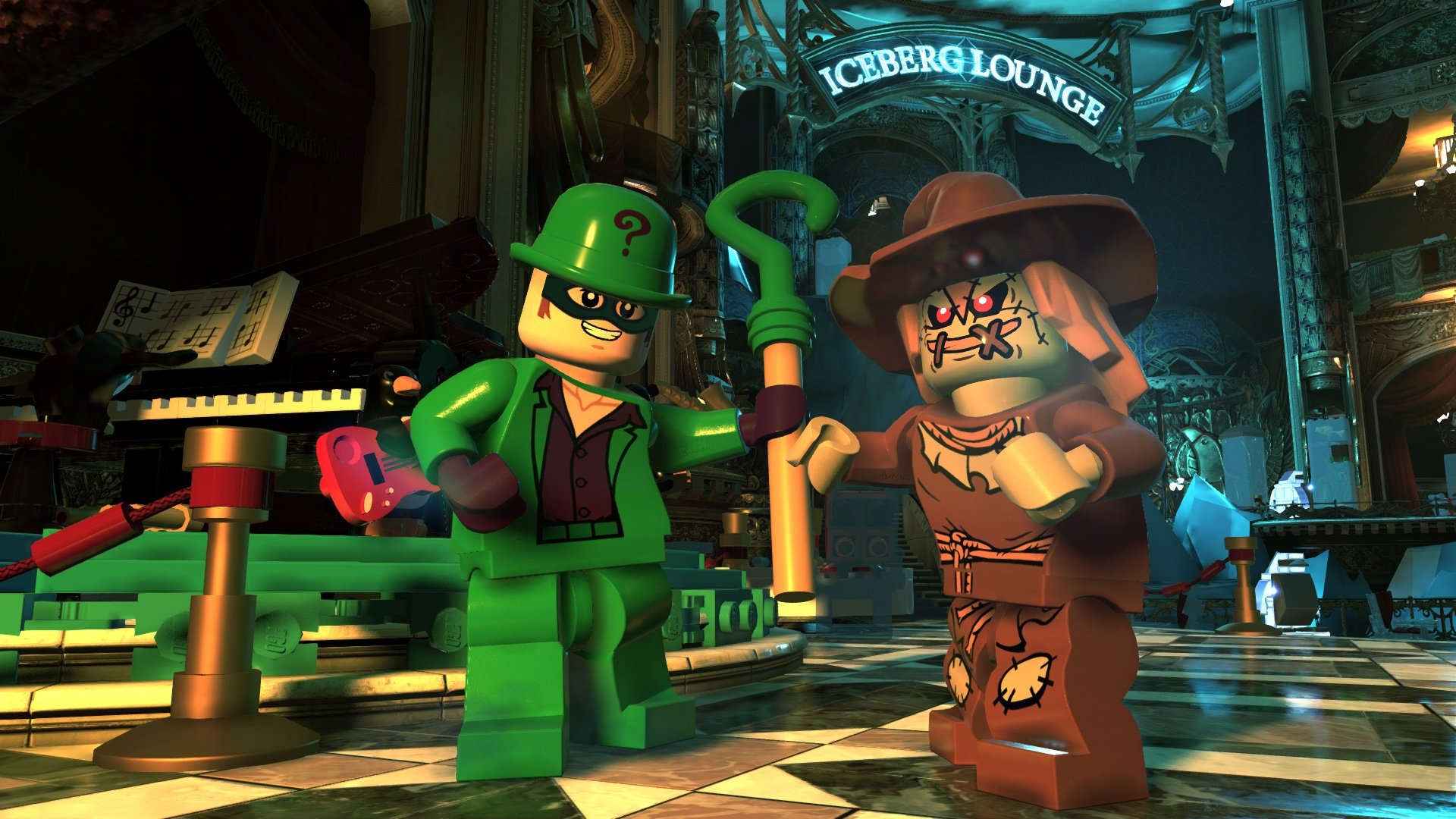 LEGO DC Super-Villains - PlayStation 4 by WB Games (Image #4)