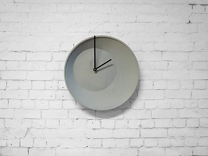 Descentrado Reloj de Pared - porcelana durable moderna-s originales completas accesorios cocina relojes tiempo