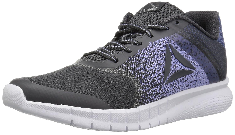 Reebok Women's Instalite Run Track Shoe B074TSLNQG 6 B(M) US|Ash Grey/Lilac Glow/Whit