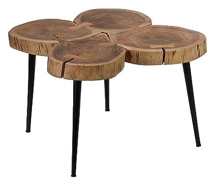 Pleasant Amazon Com Bare Decor Bare Et4511 Tucker Metal And Wood End Lamtechconsult Wood Chair Design Ideas Lamtechconsultcom