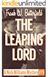 The Leaping Lord (A Nick Williams Mystery Book 19) (English Edition)