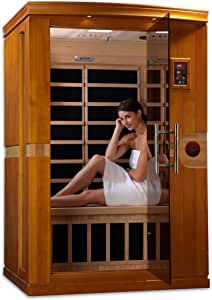 "Dynamic ""Venice"" 2-person Low EMF Far Infrared Sauna"