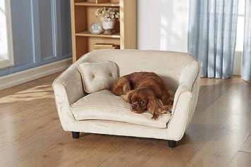 wohndirect canap pour chiens chats design lit pour chien 83x47x54 - Canape Pour Grand Chien
