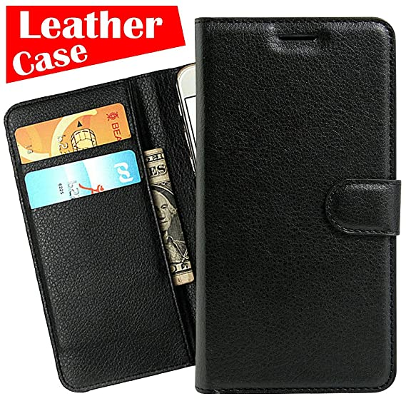 brand new dff52 03cea Amazon.com: [eBuyLife] Microsoft Lumia 735 Wallet Case with ...