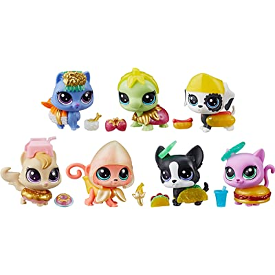 Littlest Pet Shop Special Edition Mega Pack Toy: Toys & Games