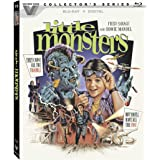 Little Monsters (Vestron Video Collector's Series) [Blu-ray]