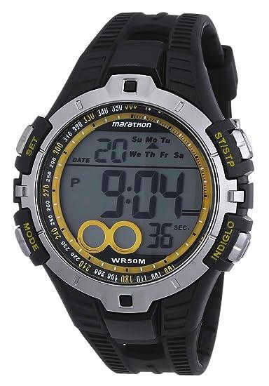 f69049686339 Timex - T5K421 4E - Marathon - Reloj Unisex de Cuarzo