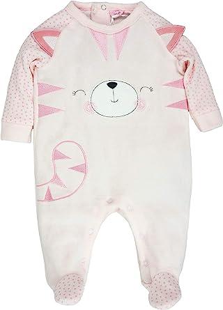 Rock a Bye Baby - Pijama de bebé para niña, diseño de Gato ...