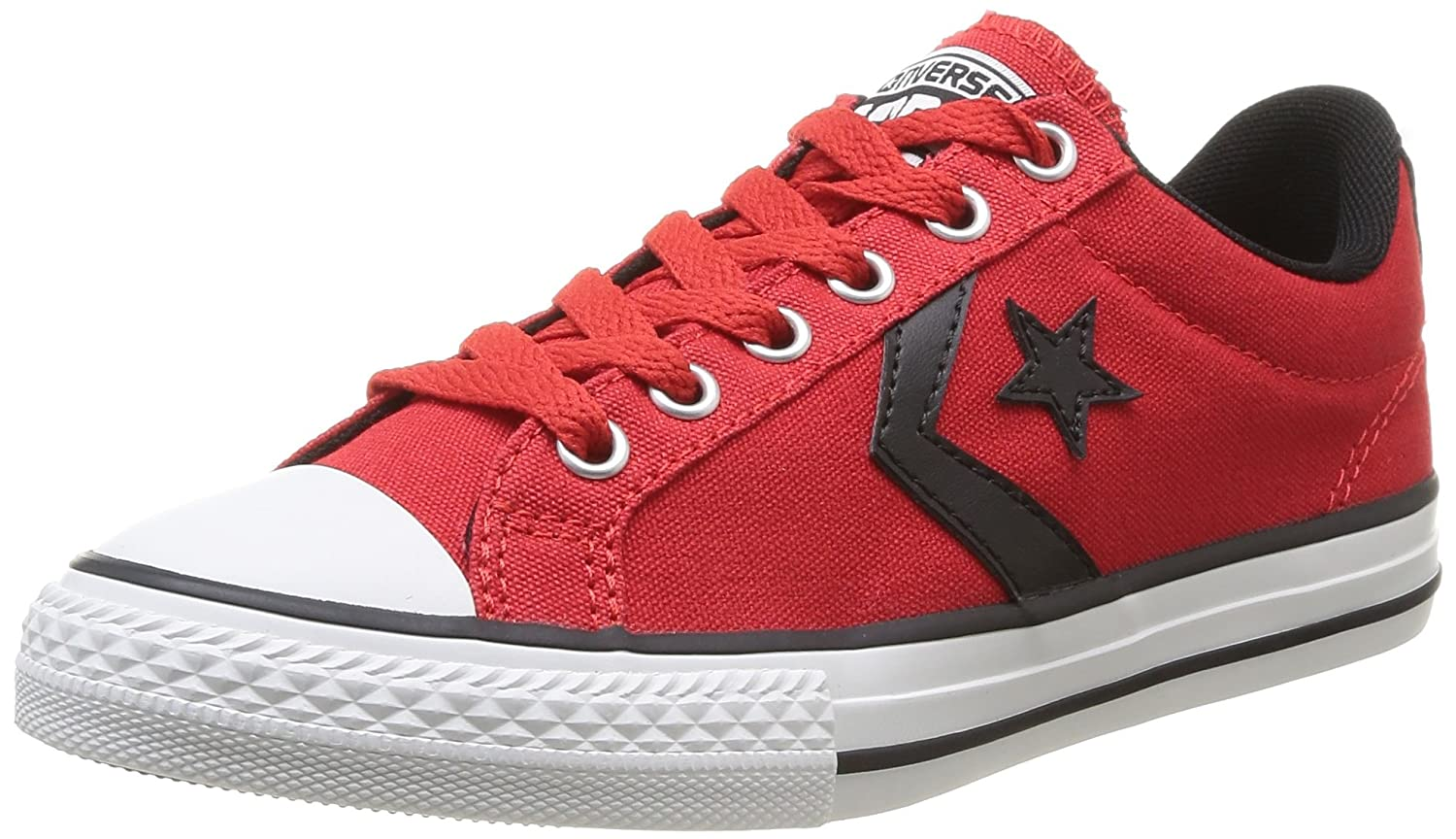 Converse Star Player Ox Zapatillas de Deporte de canvas Infantil