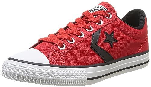 Converse Star Player Ox Unisex Kids' Hi-Top Sneakers